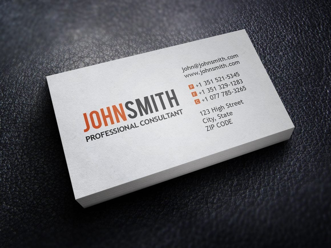 Business Cards - 16pt Card Stock - LA Print